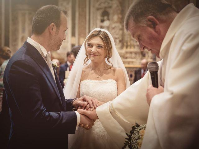 Il matrimonio di Vincenzo e Daniela a Caltanissetta, Caltanissetta 62