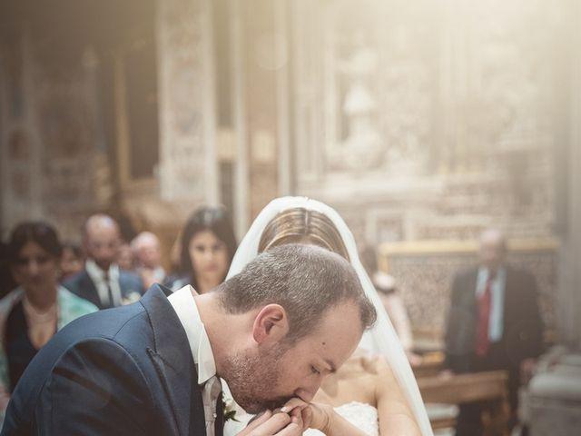 Il matrimonio di Vincenzo e Daniela a Caltanissetta, Caltanissetta 64