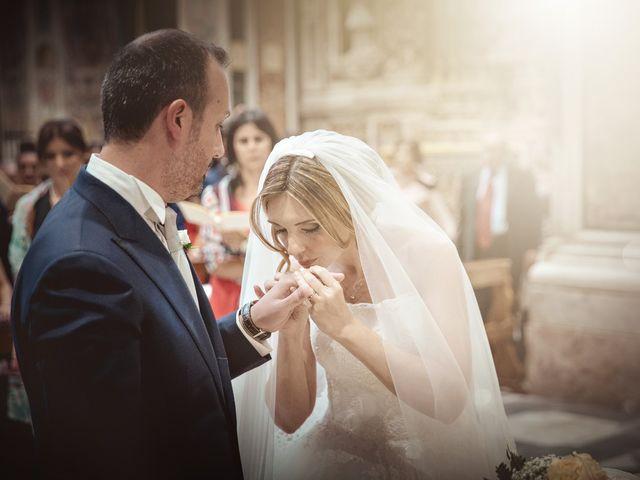 Il matrimonio di Vincenzo e Daniela a Caltanissetta, Caltanissetta 65