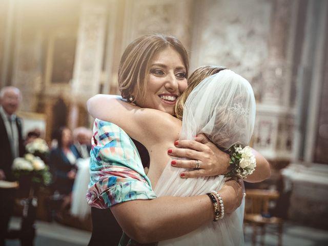 Il matrimonio di Vincenzo e Daniela a Caltanissetta, Caltanissetta 68