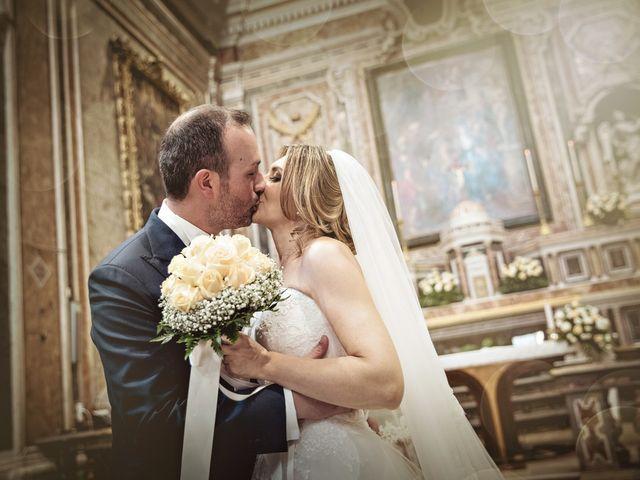 Il matrimonio di Vincenzo e Daniela a Caltanissetta, Caltanissetta 70