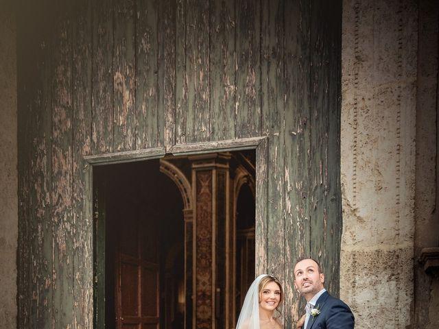 Il matrimonio di Vincenzo e Daniela a Caltanissetta, Caltanissetta 71