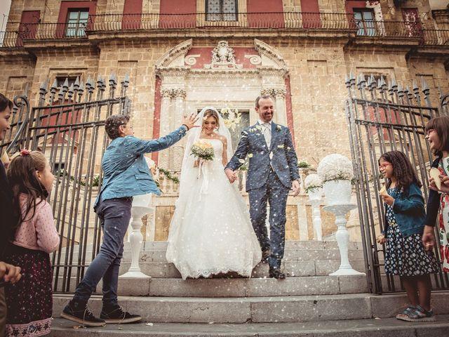 Il matrimonio di Vincenzo e Daniela a Caltanissetta, Caltanissetta 72