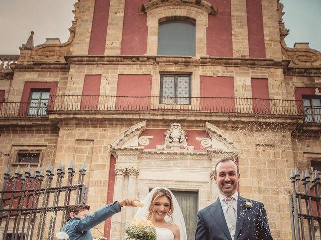 Il matrimonio di Vincenzo e Daniela a Caltanissetta, Caltanissetta 73
