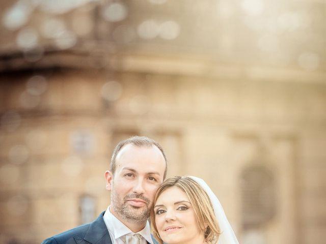 Il matrimonio di Vincenzo e Daniela a Caltanissetta, Caltanissetta 75