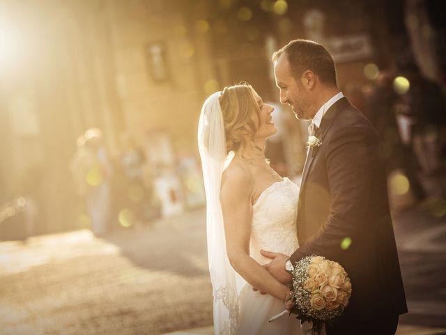 le nozze di Daniela e Vincenzo