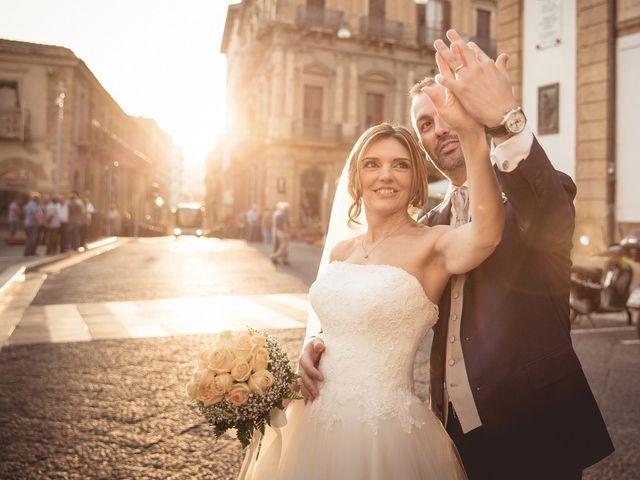 Il matrimonio di Vincenzo e Daniela a Caltanissetta, Caltanissetta 80