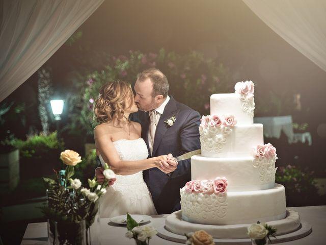 Il matrimonio di Vincenzo e Daniela a Caltanissetta, Caltanissetta 84