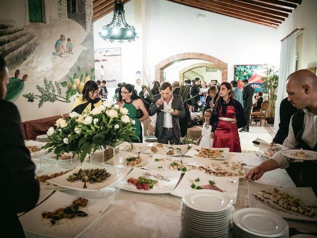 Il matrimonio di Vincenzo e Daniela a Caltanissetta, Caltanissetta 96