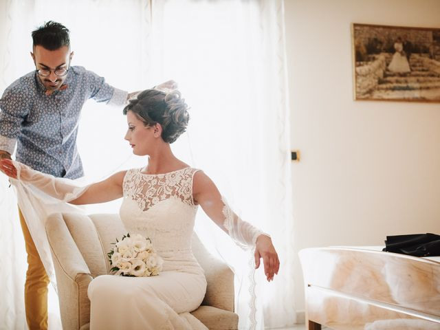 Il matrimonio di Sabrina e Saro a Ragusa, Ragusa 30