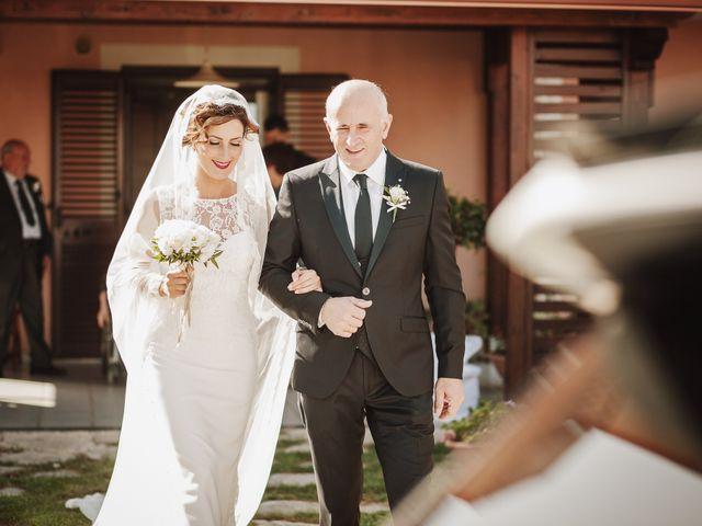 Il matrimonio di Sabrina e Saro a Ragusa, Ragusa 32
