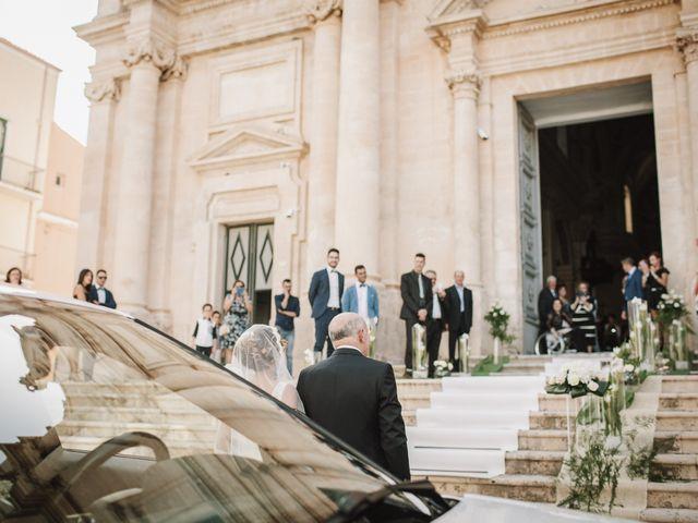 Il matrimonio di Sabrina e Saro a Ragusa, Ragusa 34