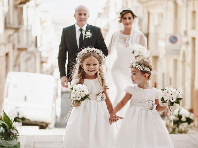 Il matrimonio di Sabrina e Saro a Ragusa, Ragusa 35