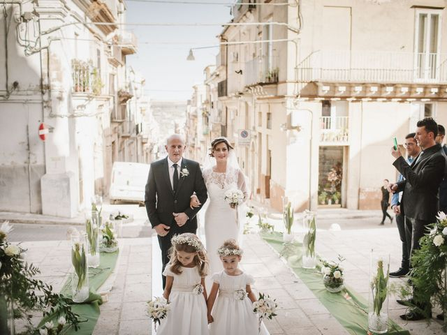 Il matrimonio di Sabrina e Saro a Ragusa, Ragusa 36