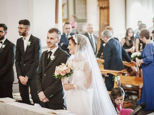Il matrimonio di Sabrina e Saro a Ragusa, Ragusa 37