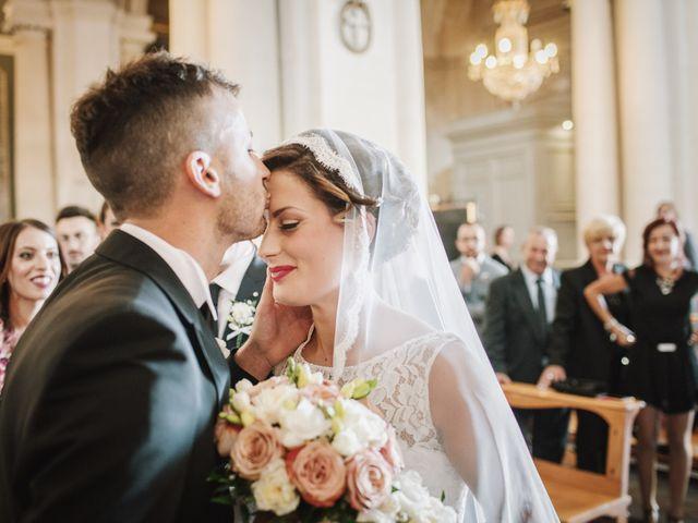 Il matrimonio di Sabrina e Saro a Ragusa, Ragusa 39