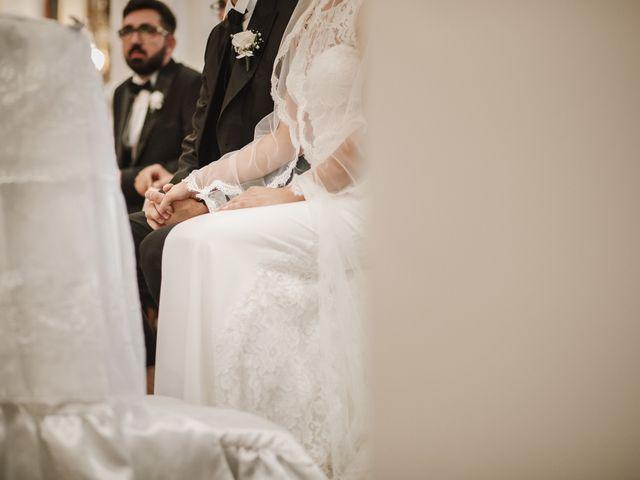 Il matrimonio di Sabrina e Saro a Ragusa, Ragusa 40