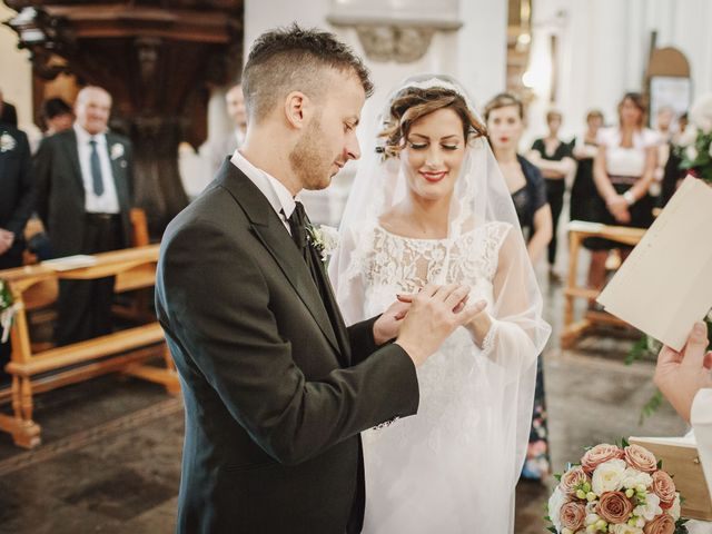Il matrimonio di Sabrina e Saro a Ragusa, Ragusa 42