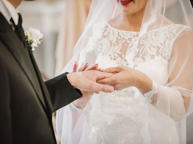 Il matrimonio di Sabrina e Saro a Ragusa, Ragusa 43