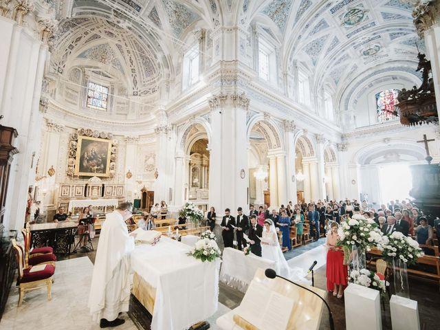 Il matrimonio di Sabrina e Saro a Ragusa, Ragusa 44