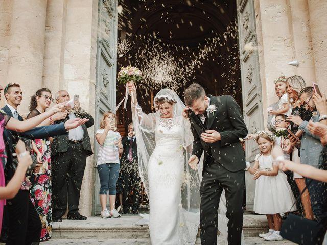Il matrimonio di Sabrina e Saro a Ragusa, Ragusa 46