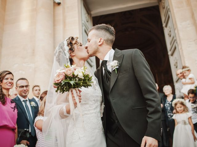 Il matrimonio di Sabrina e Saro a Ragusa, Ragusa 47