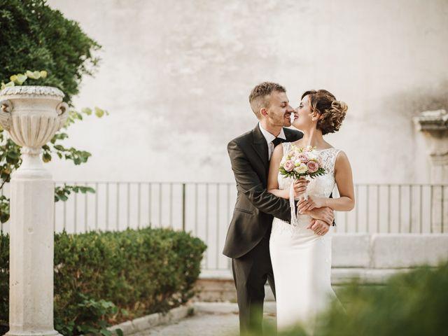 Il matrimonio di Sabrina e Saro a Ragusa, Ragusa 49