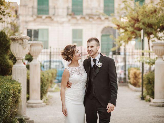 Il matrimonio di Sabrina e Saro a Ragusa, Ragusa 51