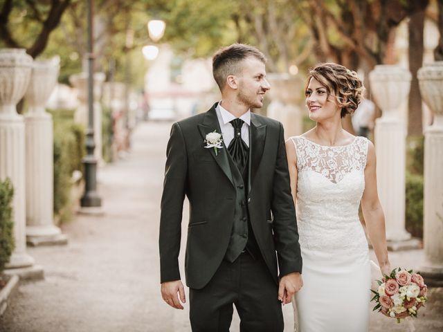 Il matrimonio di Sabrina e Saro a Ragusa, Ragusa 53