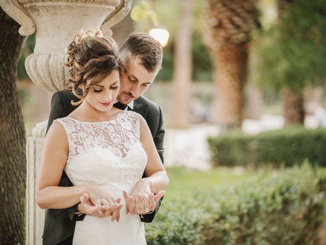 Il matrimonio di Sabrina e Saro a Ragusa, Ragusa 56