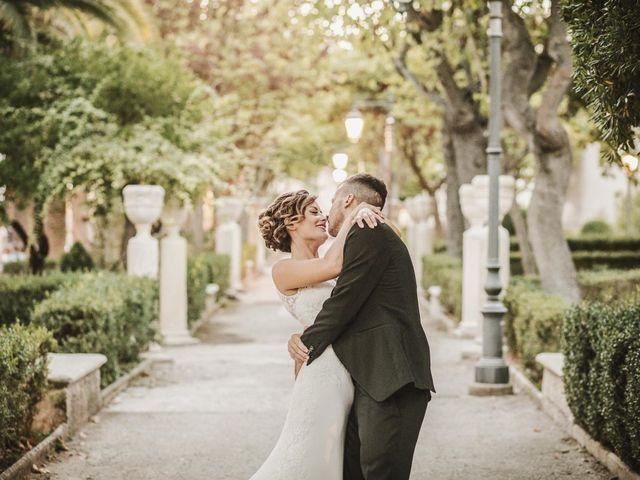 Il matrimonio di Sabrina e Saro a Ragusa, Ragusa 57