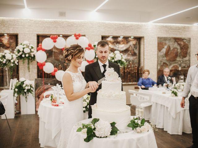 Il matrimonio di Sabrina e Saro a Ragusa, Ragusa 77