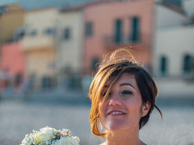 Il matrimonio di Paolo e Elena a Bergeggi, Savona 1