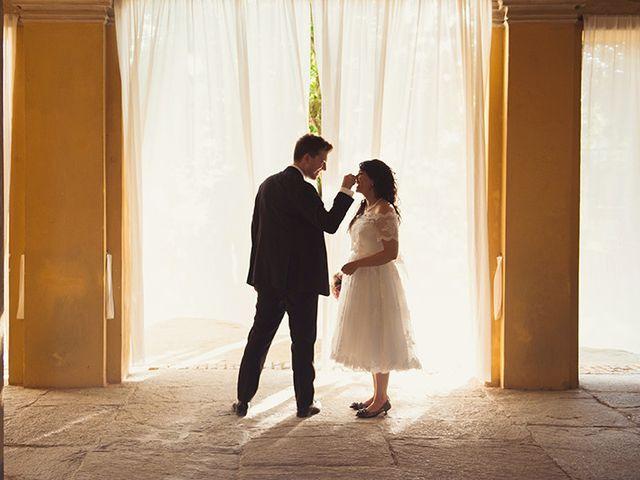 Il matrimonio di Fabrizio e Federica a Torino, Torino 1