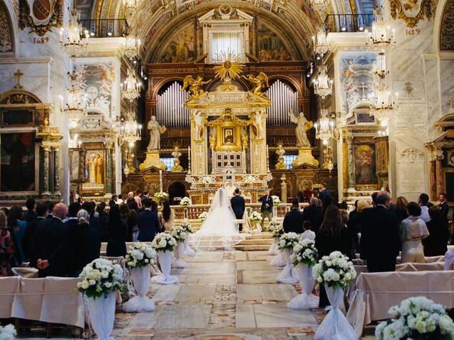 Il matrimonio di Sergio  e Giorgia  a Roma, Roma 8