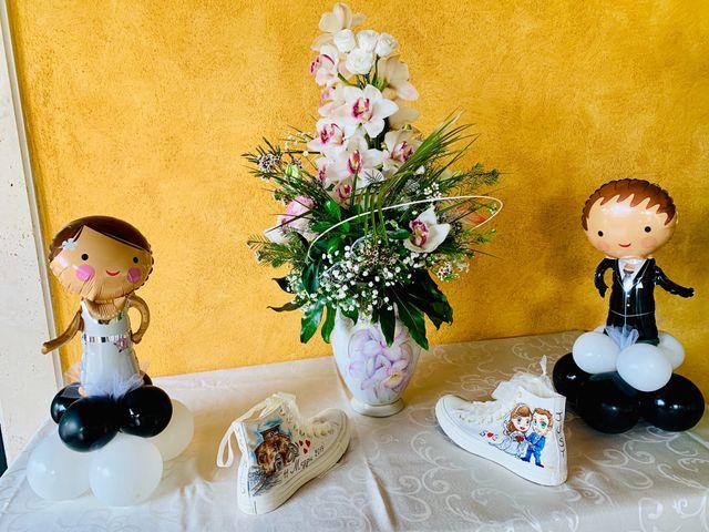 Il matrimonio di Sergio  e Giorgia  a Roma, Roma 14