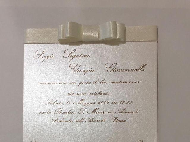Il matrimonio di Sergio  e Giorgia  a Roma, Roma 24
