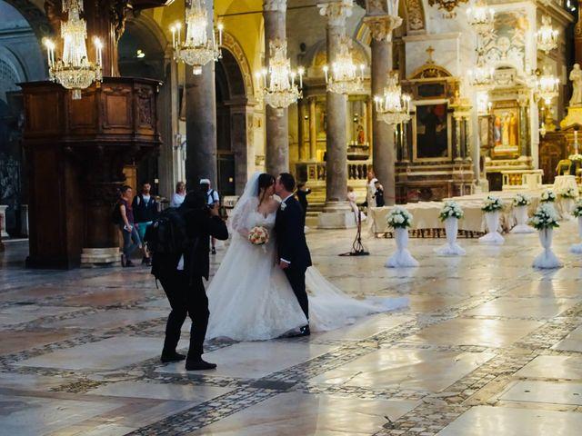 Il matrimonio di Sergio  e Giorgia  a Roma, Roma 29