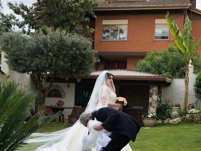 Il matrimonio di Sergio  e Giorgia  a Roma, Roma 35