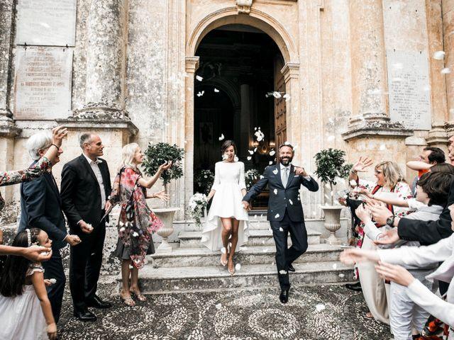 Il matrimonio di Andrea e Paula a Noto, Siracusa 5