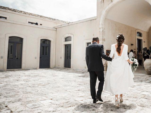Il matrimonio di Andrea e Paula a Noto, Siracusa 35