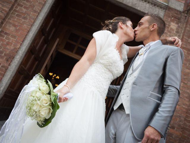 Le nozze di Jennifer e Davide