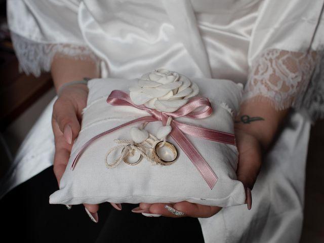 Il matrimonio di Luca e Maria a Gorle, Bergamo 1