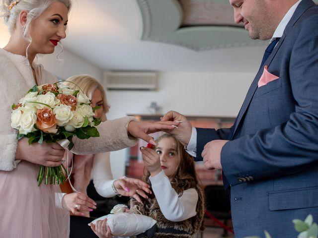 Il matrimonio di Luca e Maria a Gorle, Bergamo 5