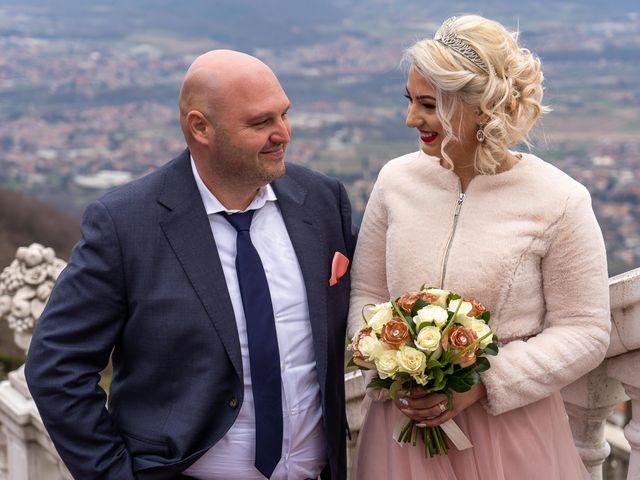 Il matrimonio di Luca e Maria a Gorle, Bergamo 9