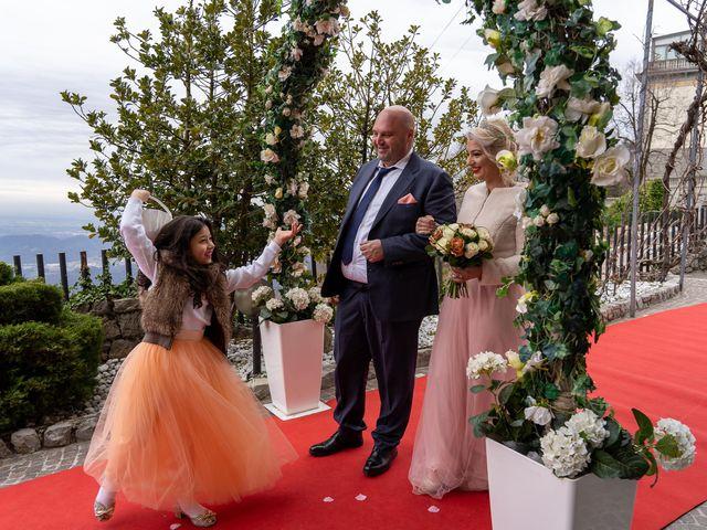 Il matrimonio di Luca e Maria a Gorle, Bergamo 10