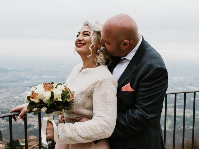 Il matrimonio di Luca e Maria a Gorle, Bergamo 11