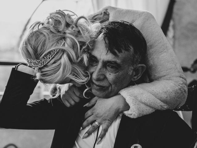 Il matrimonio di Luca e Maria a Gorle, Bergamo 13