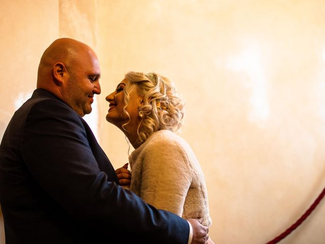 Il matrimonio di Luca e Maria a Gorle, Bergamo 14