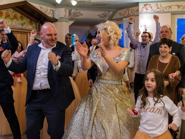 Il matrimonio di Luca e Maria a Gorle, Bergamo 16